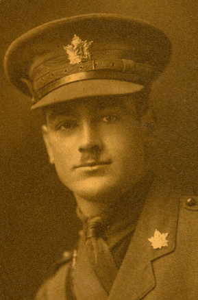 Leon Frazer was a veteran of WWI